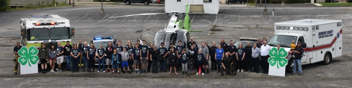 Emergency Services Participants